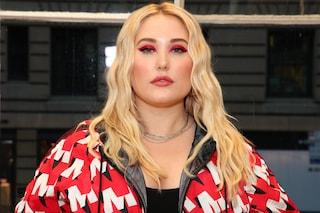 Hayley, la figlia di David Hasselhoff: Anche le curvy vogliono essere cool in palestra