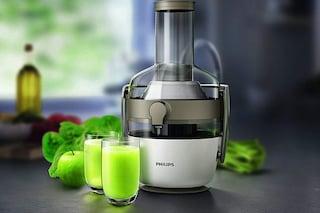 Come fare un centrifugato di frutta e verdura a casa