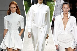 Il bianco è il colore dell'estate: a chi sta bene e come indossarlo