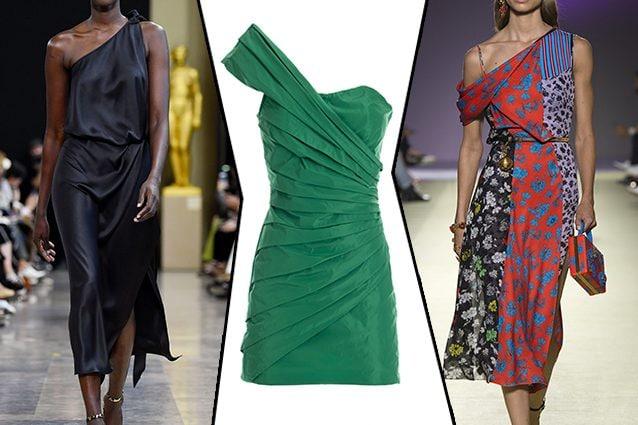 da sinistra Rochas, Motivi, Versace