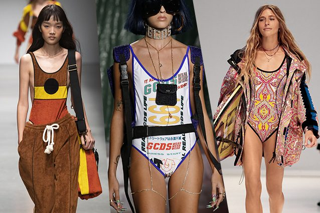 servizio duraturo design popolare famoso marchio di stilisti Troppo belli per essere indossati solo al mare: i costumi ...