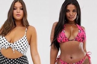 Costumi curvy: 8 modelli trendy da scegliere per l'estate 2019
