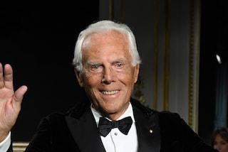 Giorgio Armani, gli 85 anni dello stilista che ha rivoluzionato la moda italiana
