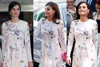Letizia di Spagna è la nuova regina del riciclo: sono queste le principesse che ci piacciono
