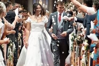 Louis Ducruet sposa Marie Chevallier: dalla tuta al maxi strascico per la neoprincipessa di Monaco