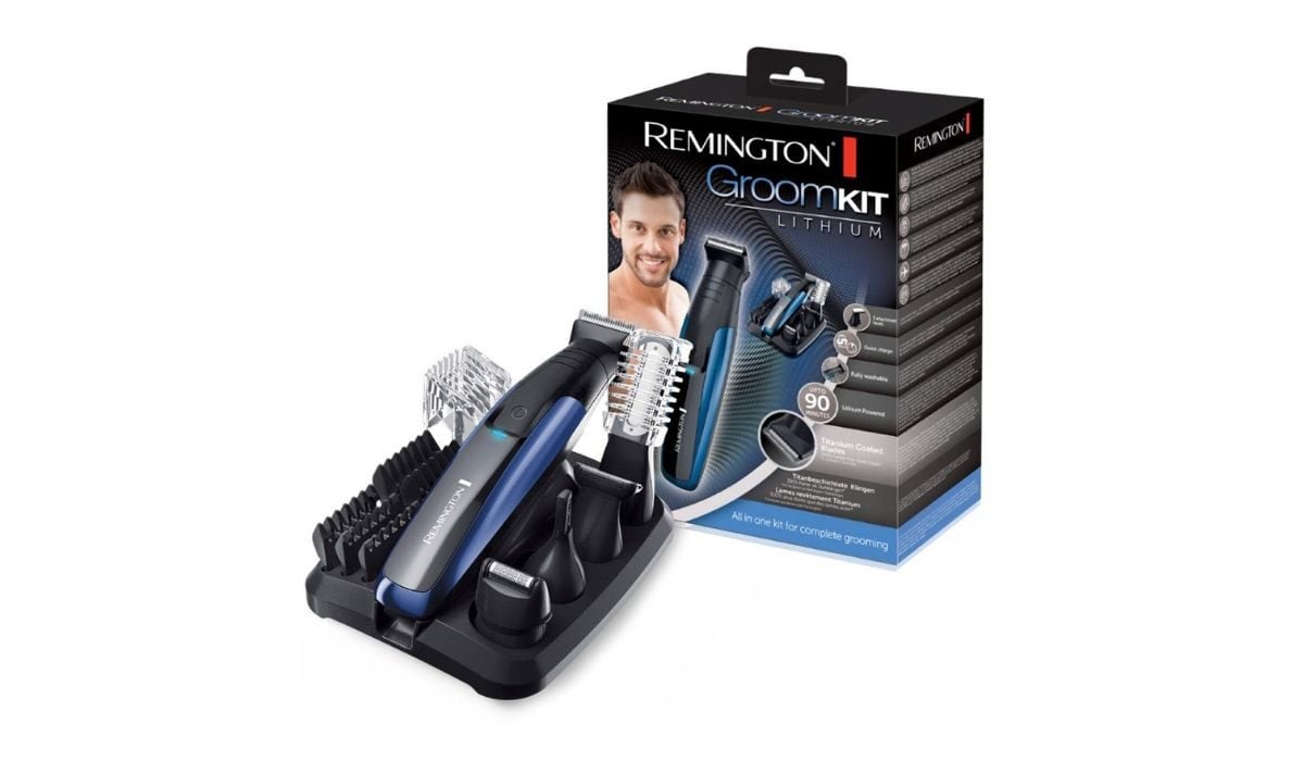 multigroom Remington PG6160 GroomKit Lithium
