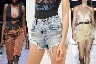 Pantaloni corti: 6 modelli di tendenza da comprare in saldo, dai bermuda agli shorts