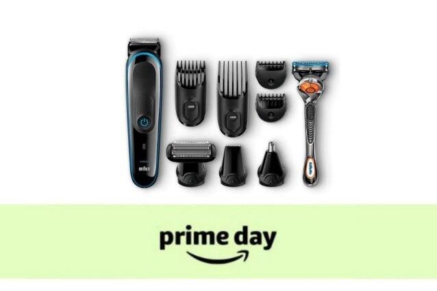 regolabarba Braun Amazon Prime Day 2019
