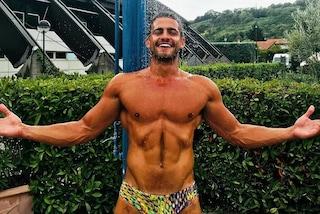 Christian Fregoni, chi è il bagnino più sexy d'Italia che infiamma i social