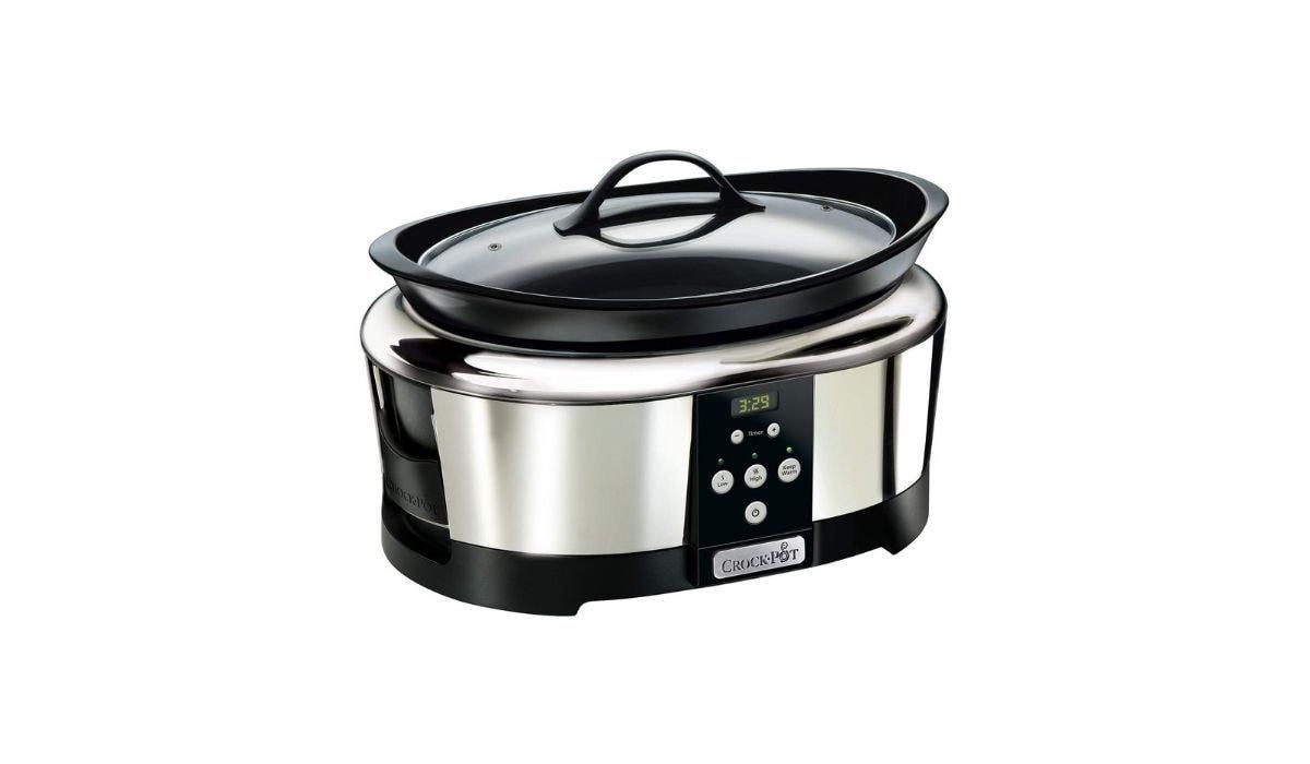 Crockpot Slow Cooker 5,7 l