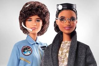 Rosa Parks e Sally Ride si trasformano in Barbie: sono il simbolo dell'emancipazione femminile
