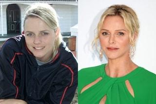 Charlene di Monaco ieri e oggi: la trasformazione da ragazza acqua e sapone a principessa di Monaco