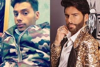 Federico Fashion Style ieri e oggi: com'è cambiato il parrucchiere più amato dalle star