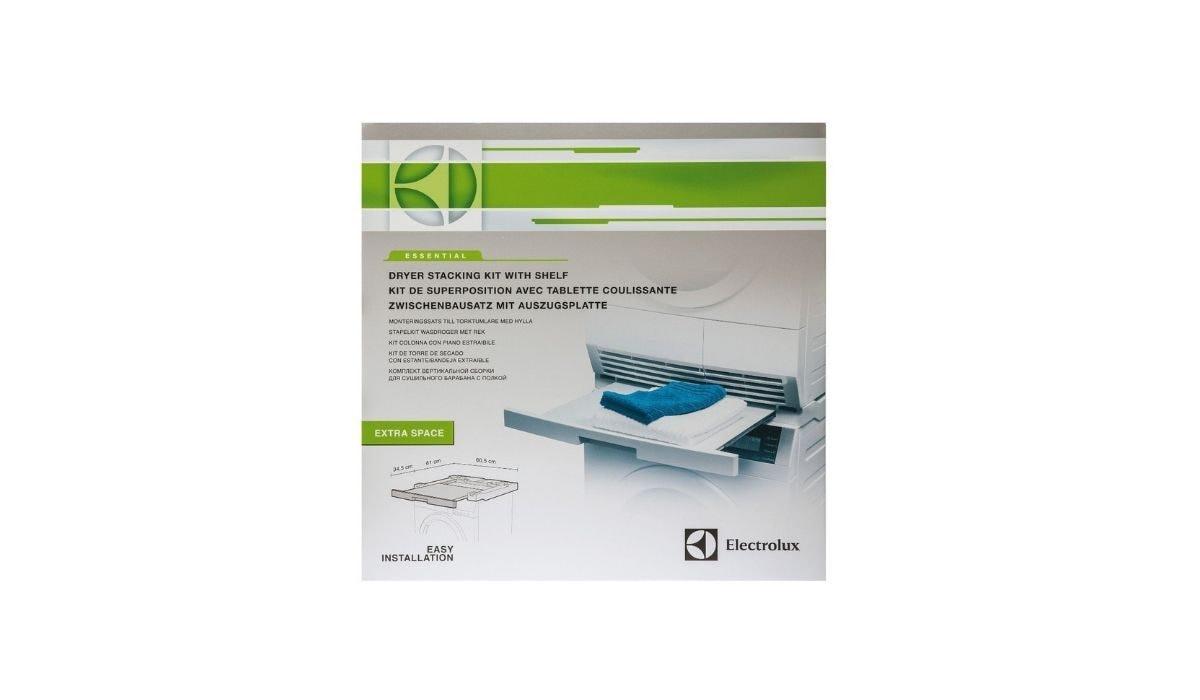 kit lavatrice asciugatrice Electrolux Essential Staking Kit