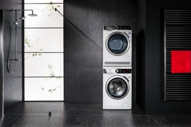 kit lavatrice asciugatrice