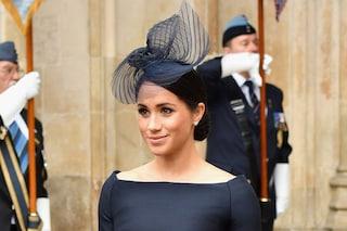 Meghan Markle diventa stilista, in arrivo la prima collezione di abiti firmati dalla principessa