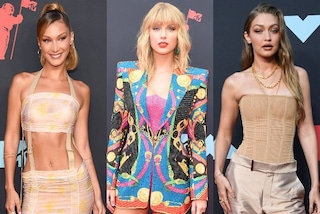 Mtv VMA's 2019, la Swift variopinta, le sorelle Hadid coordinate: i look delle star sul red carpet