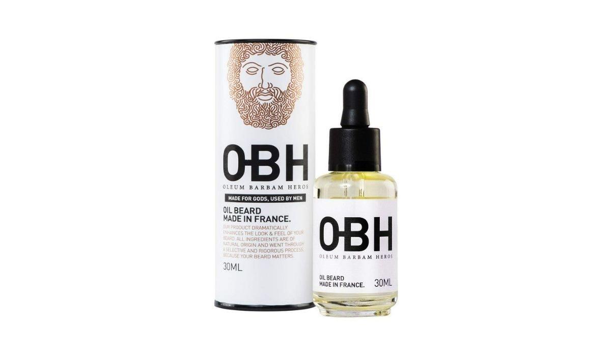 olio da barba Oleum Barbam Heroes