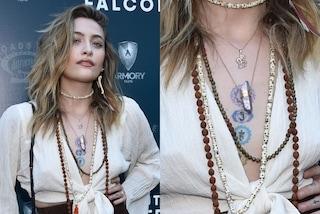 Paris Jackson, il significato nascosto dietro tatuaggi e collane che porta al collo
