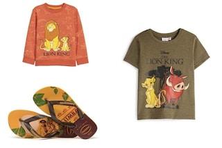 """""""Il Re Leone"""" torna al cinema, la moda celebra il film della Disney con delle collezione a tema"""