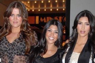 Le sorelle Kardashian ieri e oggi: come sono cambiate Kim, Khloe e Kourtney