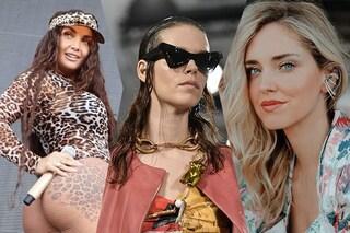 I trend più strani dell'estate 2019? Occhiali triangolari e costumi a maniche lunghe
