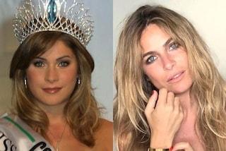 Eleonora Pedron ieri e oggi: com'è cambiata la Miss Italia del 2002