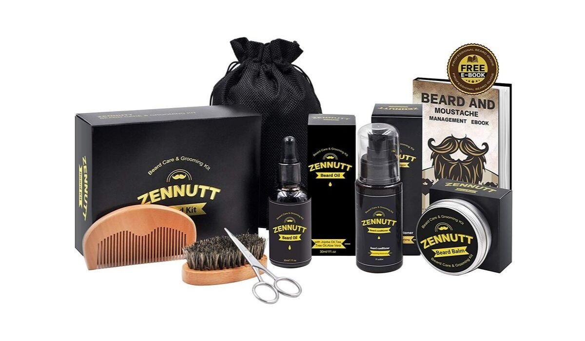 Kit barba Zennutt