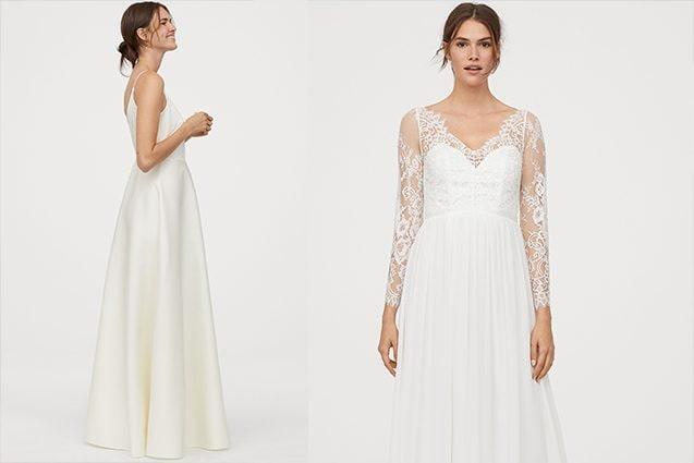 Abiti Da Sposa 1000 Euro.Abiti Da Sposa 2020 I Vestiti Per Le Nozze Che Costano Meno Di