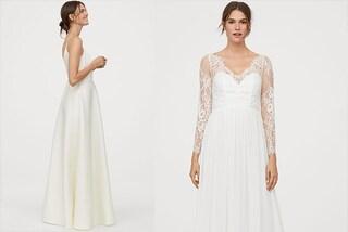 Abiti da sposa 2020: i vestiti per le nozze che costano meno di 200 euro