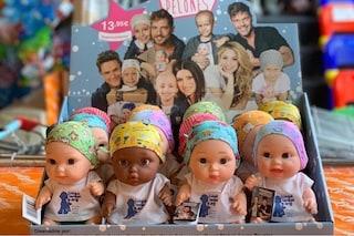 Baby Pelones, cosa sono le bambole con il foulard che aiutano i bambini malati di cancro