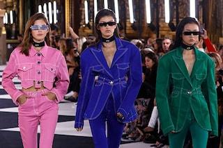 Paris Fashion Week P/E 2020: da Celine sfilano gli anni '70, geometrie e colori per Balmian