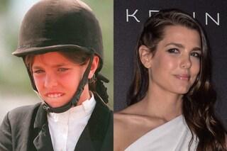 Charlotte Casiraghi ieri e oggi: com'è cambiata la principessa di Monaco