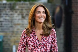 La dieta di Kate Middleton: la principessa si tiene in forma mangiando pochi carboidrati