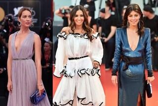 Venezia 2019, dalla Gregoraci alla Capotondi: le star della tv italiana conquistano il red carpet