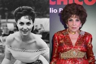 Gina Lollobrigida ieri e oggi: com'è cambiata l'aspirante Miss Italia del 1947