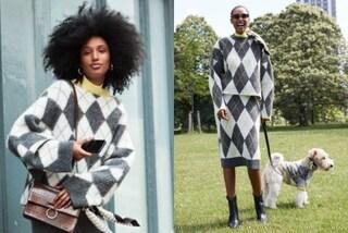 Svolta green per H&M: arrivano i maglioni in materiale riciclato coordinati a quelli dei propri cani