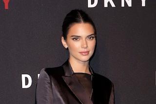 Kendall Jenner non sfilerà alla New York Fashion Week: è a causa dell'ansia da passerella