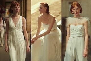 Max Mara Bridal, dalle tute alle gonne di tulle: gli abiti da sposa del 2020 si ispirano alla danza
