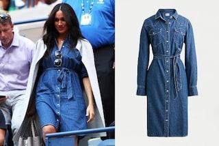 Meghan Markle: l'abito di jeans va in sold-out, viene rivenduto a oltre 300 euro su eBay