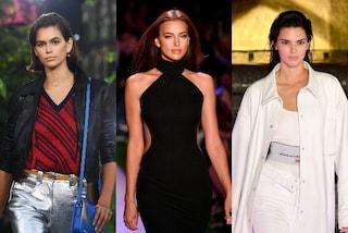 Milano Fashion Week 2019, da Irina Shayk a Kaia Gerber: le modelle che sfileranno in passerella