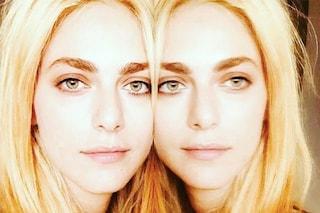 Miriam Leone, addio capelli rossi: la trasformazione con la chioma bionda