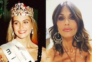 Arianna David ieri e oggi: com'è cambiata la Miss Italia del 1993