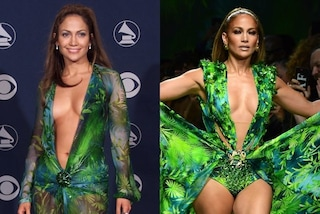 Il Jungle Dress di Jennifer Lopez: la storia dell'abito Versace diventato icona