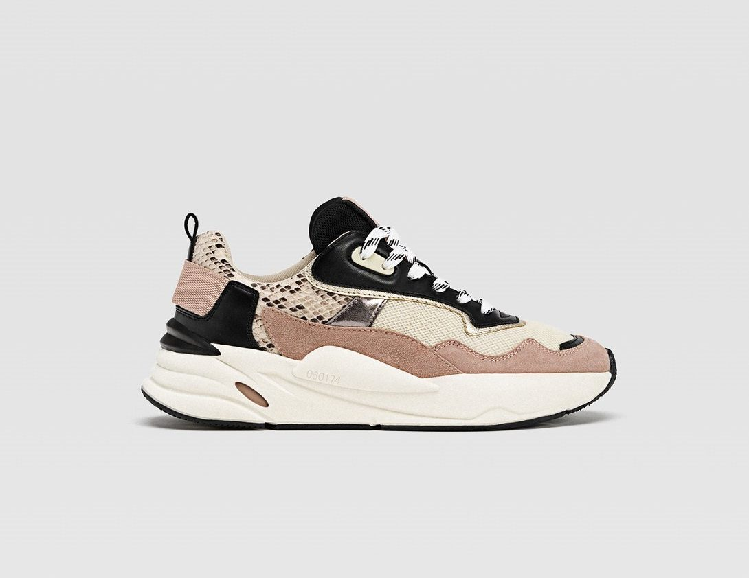 Sneakers Stradivarius
