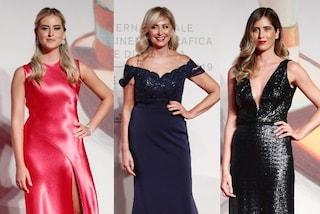 La famiglia di Chiara Ferragni alla prima Unposted: i look di Valentina, Francesca e mamma Marina