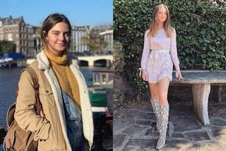 Stella Bossari, dalle giacche over all'animalier: la figlia di Daniele e Filippa ama la moda