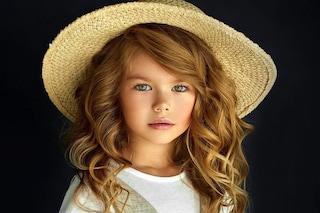 Alina Yakupova, la baby modella di 6 anni è la nuova bambina più bella del mondo