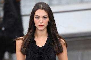 Vittoria Ceretti, la modella italiana che spopola alle sfilate di Parigi