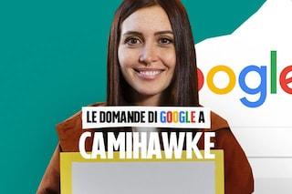 """Camihawke, dai social alla tv con Cracco: """"Non sono rossa naturale e uso le lentine verdi"""""""